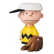 Snoopy - Mini figurine Medicom UDF Baseball Charlie Brown 9 cm