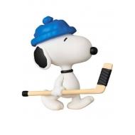 Peanuts - Mini figurine Medicom UDF serie 5 Hockey Player Snoopy 7 cm