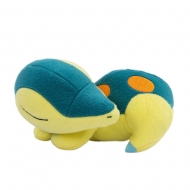 Pokemon - Peluche Sleeping Hericendre 16 cm
