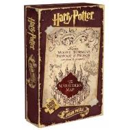 Harry Potter - Puzzle carte du Marauder