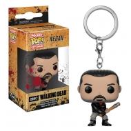 The Walking Dead - Porte-clés POP! Negan 4 cm
