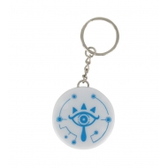 The Legend of Zelda Breath of the Wild - Porte-clés lumineux Sheikah Eye