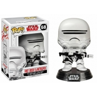 Star Wars Episode VIII - Figurine POP! Bobble Head First Order Flametrooper 9 cm