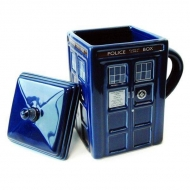 Doctor Who - Mug 3D Tardis