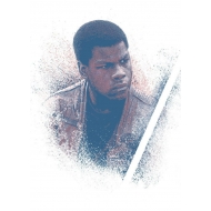Star Wars - Poster en métal Successors Collection Finn 32 x 45 cm