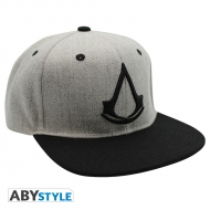 Assassin's Creed - Casquette snapback Gris Crest