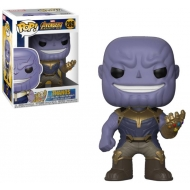 Avengers Infinity War - Figurine POP! Thanos 9 cm