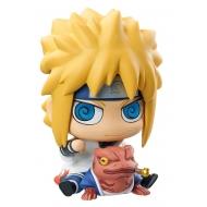 Naruto Shippuden - Figurine Mascot Minato & Gamabunta 15 cm