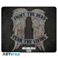 The Walking Dead - Tapis de souris Daryl Wings