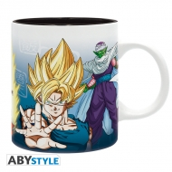 Dragon Ball - Mug Saiyans & Piccolo