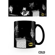 DC Comics - Mug effet thermique Batman Shadows