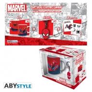 Marvel - Pack Mug 320ml + Porte clés + Stickers Spiderman