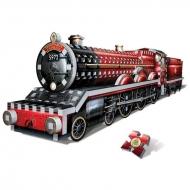 Harry Potter - Puzzle 3D Built-Up PAD Demo Poudlard Express