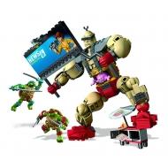Les Tortues Ninja - Mega Bloks Krang's Rampage