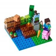 Minecraft - LEGO® ™ La culture de pasteques