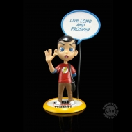 The Big Bang Theory - Figurine Q-Pop Sheldon Cooper 9 cm