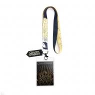 Game of Thrones - Dragonne avec porte-clés Iron Throne 43 cm