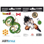 Dragon Ball - Stickers Shenron