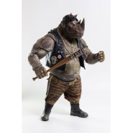 Tortues Ninja - 2 figurine 1/6 Rocksteady 38 cm