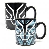Marvel Comics - Mug effet thermique Black Panther
