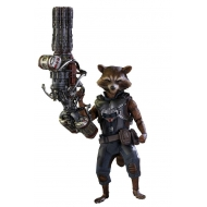 Les Gardiens de la Galaxie Vol. 2 - Figurine Movie Masterpiece 1/6 Rocket Raccoon Deluxe Ver. 16 cm