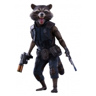 Les Gardiens de la Galaxie Vol. 2 - Figurine Movie Masterpiece 1/6 Rocket Raccoon 16 cm