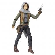 Star Wars - Figurine Black Sergeant Jyn Erso (Jedha) 15 cm