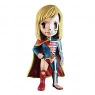 DC Comics - Figurine XXRAY Supergirl 10 cm