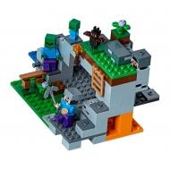 Minecraft - LEGO La grotte du zombie