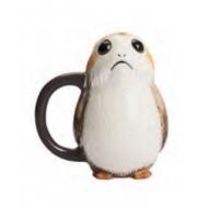 Star Wars Episode VIII - Mug 3D Porg