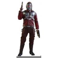 Les Gardiens de la Galaxie Vol. 2 - Figurine Movie Masterpiece 1/6 Star-Lord 31 cm