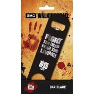 The Walking Dead - Décapsuleur Fear the Living 12 cm
