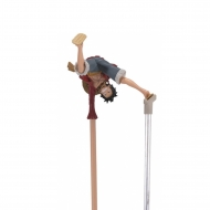One Piece - Figurine Long Zoukei Monkey D. Luffy Gum Gum Pistol 35 cm