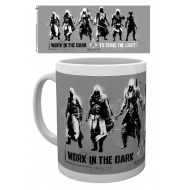 Assassin's Creed - Mug Stencil