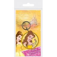 Disney - Princess porte-cles caoutchouc Belle 6 cm