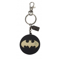 Batman - Porte-clés métal Batman Logo Golden