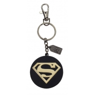 DC Comics - Porte-clés métal Superman Logo Golden