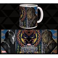 Black Panther - Mug Battle