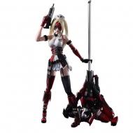 DC Comics - Figurine Variant Play Arts Kai Harley Quinn by Tetsuya Nomura 28 cm