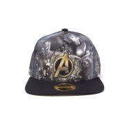 Avengers Infinity War - Casquette Heroes All AOP