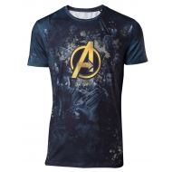 Avengers Infinity War - T-Shirt All Over Team