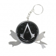 Assassin's Creed - Porte-clés outil multi 4 en 1 Logo