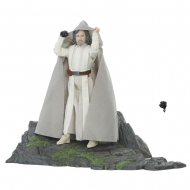 Star Wars Episode VII - Figurine Black Series Deluxe 2017 Luke Skywalker Ahch-To Island 15 cm
