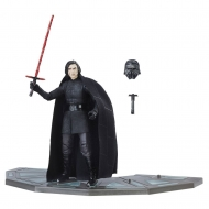 Star Wars Episode VIII - Figurine Black Series Deluxe 2017 Kylo Ren Throne Room Exclusive 15 cm
