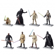 Star Wars - Pack 8 figurines 2017 Era of the Force Exclusive 10 cm