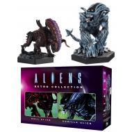 Alien Retro Collection - Pack 2 figurines Gorilla  & Bull  13 cm