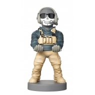 Call of Duty Modern Warfare - Figurine Cable Guy Ghost 20 cm
