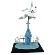Tim Burton - L'Étrange Noel de monsieur Jack poupee Zero the Ghost Dog 25 cm