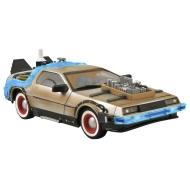 Retour vers le futur - III DeLorean 36 cm