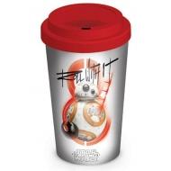 Star Wars Episode VIII - Mug de voyage BB-8 Roll With It